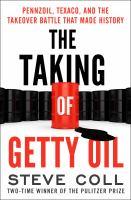 The Raking of Getty Oil