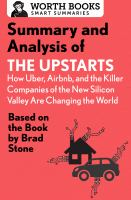 Summary and Analysis of The Upstarts