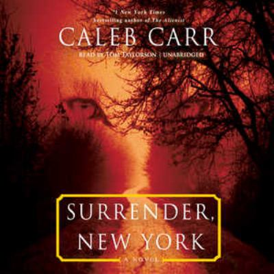 Cover image for Surrender, New York