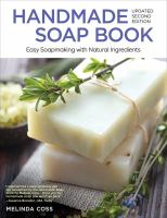 Handmade Soap Book