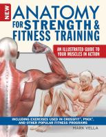 The New Anatomy for Strength & Fitness Training
