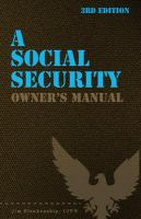 A Social Security Owner's Manual