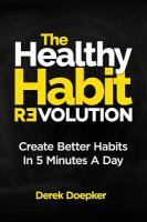 The Healthy Habit Revolution