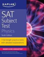 SAT Subject Test