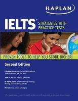 IELTS Strategies With Practice Tests