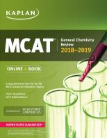 MCAT General Chemistry Review 2018-2019