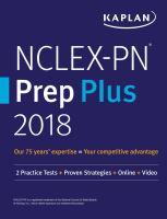 NCLEX-PN Prep Plus 2018