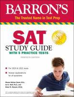 Barron's SAT Study Guide
