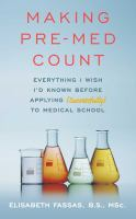 Making Pre-med Count