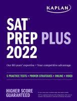 SAT Prep Plus 2022