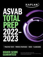 ASVAB Total Prep 2022-2023