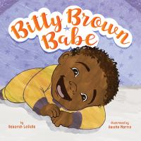 Cover of Bitty Brown Babe