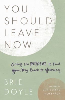 You should leave now  going on retreat to find your way back to yourself