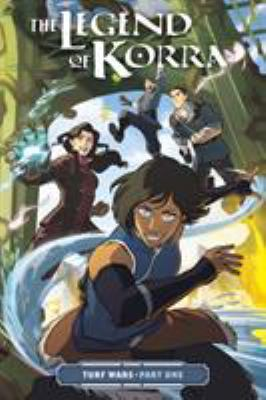 Cover image for The Legend of Korra