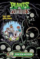 Plants vs. zombies. Boom boom mushroom