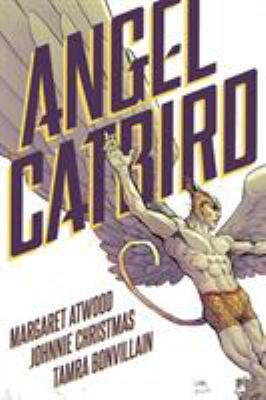 Cover image for Angel Catbird