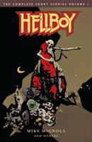 Hellboy, the Complete Short Stories