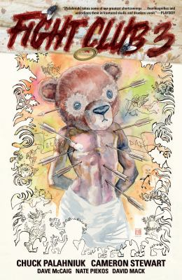 Fight Club 3: The Masterpiece Gambit(book-cover)