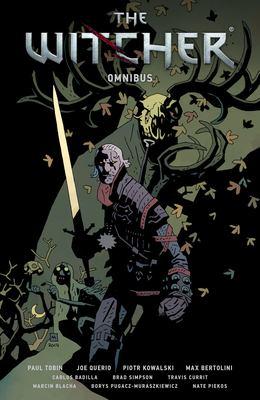 The Witcher omnibus Volume one