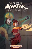 Avatar, the Last Airbender cover