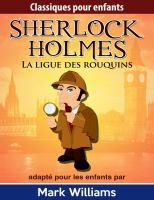 Sherlock holmes : la ligue des rouquins