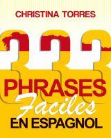333 phrases faciles en espagnol