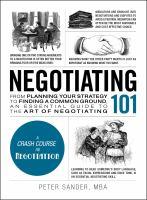 Negotiating 101