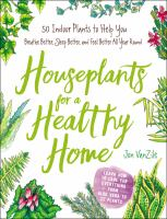 Houseplants for A Healthy Home