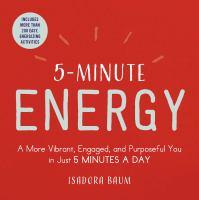 5-minute Energy
