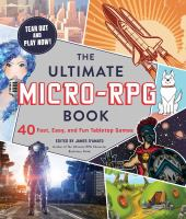 The Ultimate Micro-RPG Book