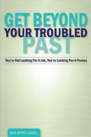 Get Beyond your Troubled Past