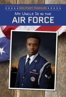 My Uncle Is in the Air Force