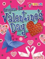 Origami for Valentine's Day