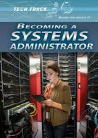 Becoming A Systems Administrator