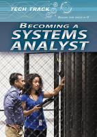 Becoming A Systems Analyst