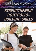 Strengthening Portfolio-building Skills