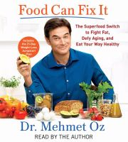 Media Cover for Food Can Fix It [sound recording (CD)]