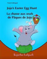 Jojo's Easter egg hunt