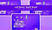 Left Brain! Right Brain!