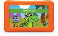 Dino-riffic Day! [electronic resource (preloaded tablet from Playaway Launchpad)].