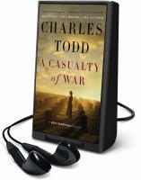 A Casualty of War (Playaway)