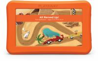 All revved up! [electronic resource (preloaded tablet from Playaway Launchpad)] : transportation.