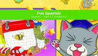 Fun Spanish [electronic resource (preloaded tablet on Playaway Launchpad)] : Spanish.