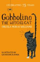 Gobbolino The Witch's Cat