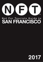 NFT, Not For Tourists Guide to San Francisco