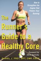 Runner's Guide to A Healthy Core