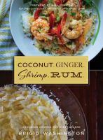 Coconut, Ginger, Shrimp, Rum
