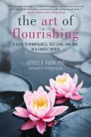 The Art of Flourishing