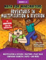 Adventures in Multiplication & Division