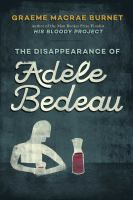The Disappearance of Adèle Bedeau